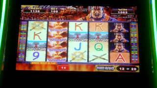Legend of the Qin Dynasty III Slot Bonus - Aruze