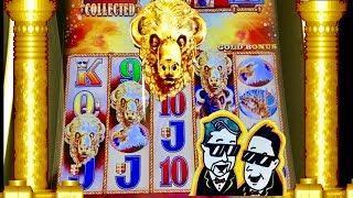 •BUFFALO GOLD INTENSE• BONUSES + RE-TRIGGERS $$$ FIRST ATTEMPT 2019•CASINO GAMBLING