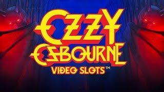 Ozzy Osbourne Video Slots• - NetEnt