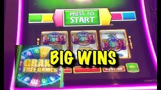 Tarzan Grand, Game of Life - Big Wins, Bonuses