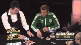 Aussie Millions 2014 - High Stakes Cash Game, Episode 2 | PokerStars