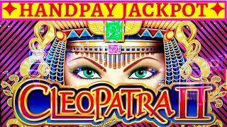 High Limit Cleopatra 2 Slot HANDPAY JACKPOT | High Limit Golden Goddess Slot $30 Bet Bonus