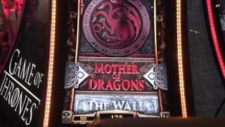 Game of Thrones Slot Machine from Aristocrat Technologies - Slot Machine Sneak Peek Ep. 26