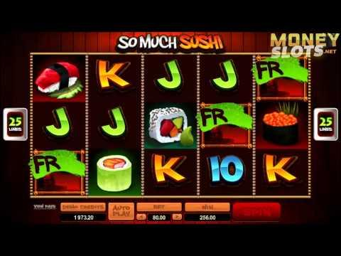 So Much Sushi Video Slots Review     MoneySlots.net