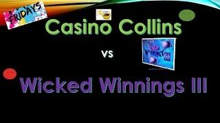 •FINALE•  •Live Play on Free Play Quest for a Handpay• Casino Collins vs Ms. Volatility(WW3)