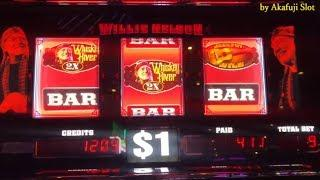 Slots Weekly Highlights #23 For you who are busy•+ Unpublished - WILLIE NELSON Whiskey River $1 Slot