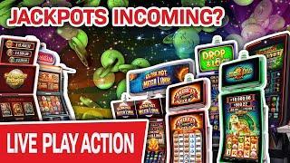 ⋆ Slots ⋆ Max Betting LIVE on HIGH-LIMIT Slot Machines ⋆ Slots ⋆ JACKPOTS INCOMING?