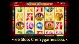 Kings Treasure Slot Machine - Free Online Casino Slots from Novomatic