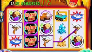"HOT HOT PENNY PLANET LOOT Video Slot Casino Game with a ""BIG WIN"" FREE SPIN BONUS"