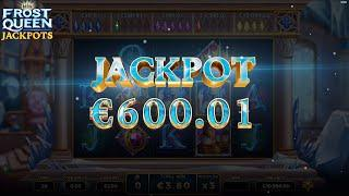 Frost Queen Jackpots Online Slot from Yggdrasil
