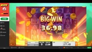 Online Casino Slots Fruit Warp + Phoenix Sun Online Slot Bonus Compilation