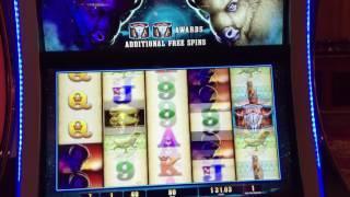 SG/WMS - Double Buffalo Spirit - BONUS - South Point - Las Vegas