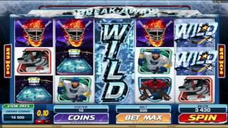 Free Break Away Slot by Microgaming Video Preview | HEX