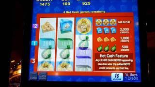 bank buster slot machine