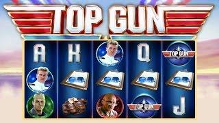 Top Gun Online Slot from Playtech