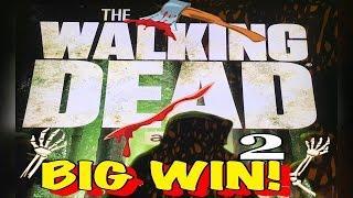 **THE WALKING DEAD 2** FREE GAMES | BIG WIN!