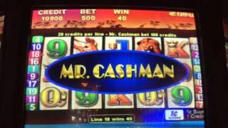 African Dusk - Cashman Bonuses and Live Play - $5 Bet. So the day essentially started