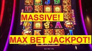 EPIC NIGHT! 2 JACKPOTS, DANCING DRUMS JACKPOT HANDPAY!