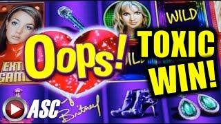Britney Spears Slot - New Aristocrat Slot Preview
