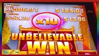 ** SUPER BIG WIN ** 5 DRAGONS GRAND ** SLOT LOVER **