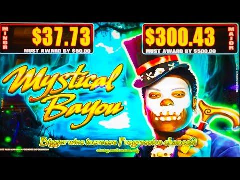 Mystical Bayou slot machine, DBG #3
