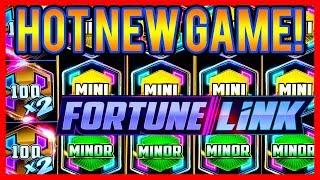 LIGHTNING LINK MULTIPLIERS?!! • FORTUNE LINK • NEW SLOT MACHINE • LIVE CASINO PLAY