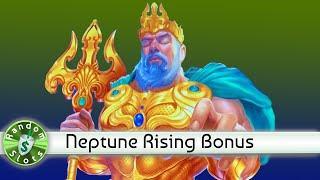 Neptune Rising slot machine bonus