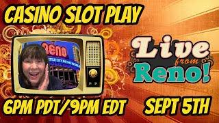 Live Casino Slot Play the Peppermill Casino