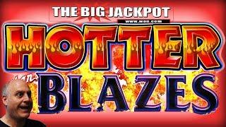 • HOTTER THAN BLAZES • $50 SPIN / 3 REEL JACKPOT!!