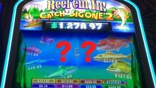SLOT MACHINE BONUS – Catch the Big One Surprise! Live play + TWO bonuses! ~ DProxima