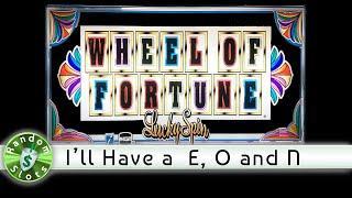 Wheel of Fortune Lucky Spin slot machine, Bonus