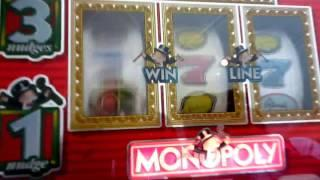 Monopoly Streak Machine Bonus!