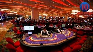 Top 10 Biggest Casinos in the World 2015