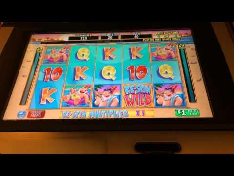 The Traveling Gnomes high limit slots bonus win