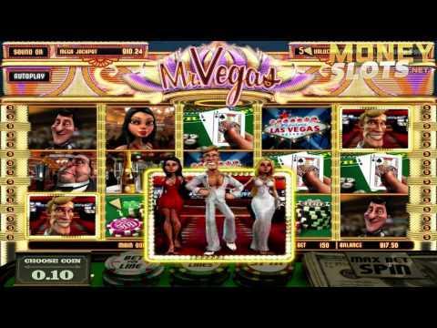 Mr. Vegas Video Slots Review | MoneySlots.net