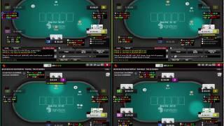 Road to High Stakes 2017: Episode 2 Part 1 of 2 - 25NL Ignition Cash Game Poker