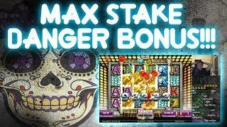 £40 Danger High Voltage Bonus!!! BIG WIN???