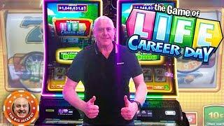 RETIREMENT ISLAND HERE I COME! • Game of Life High Limit Slot WINS!