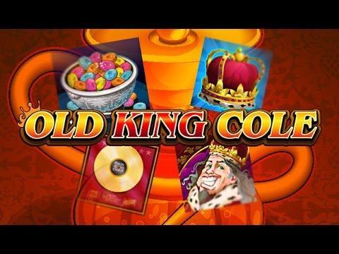 Free Rhyming Reels - Old King Cole slot machine by Microgaming gameplay ★ SlotsUp