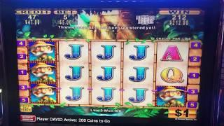 MACHINE was on • BIG WIN HIGH LIMIT Line Hit! Sizzling Slot Jackpots CASINO Videos