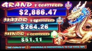 Ainsworth Gaming - Dragon Slot Bonus