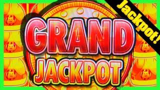 SECOND BIGGEST JACKPOT OF MY LIFE! WINNING The GRAND JACKPOT Huff N' Puff Slot Machine W/ SDGuy12434