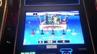 Lobster Mania 2 Bonus - Gold Lobster Found!