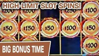 ⋆ Slots ⋆ Dragon Link Jackpot Handpay! $50 HIGH-LIMIT SPINS ⋆ Slots ⋆ Huff N' Puff Slots