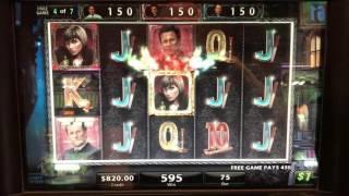 JAckpot High Dollar Slot Machine Big WIN$$$