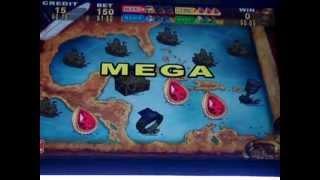 Pirates loot Slot Bonus MEGA JACKPOT WIN
