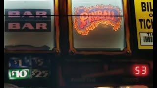 11 Minutes of HIGH LIMIT Pinball w/Bonus as it Happens