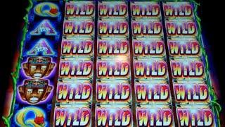 King Cat Slot Machine Bonus + 7 Retriggers - 43 Free Games with Expanding Reels - Nice Win