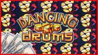 • Going for that JACKPOT on DANCING DRUMS • EZ Life Slot Jackpots