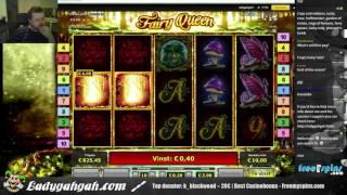 Novomatic - Fairy Queen - Big Win 200X